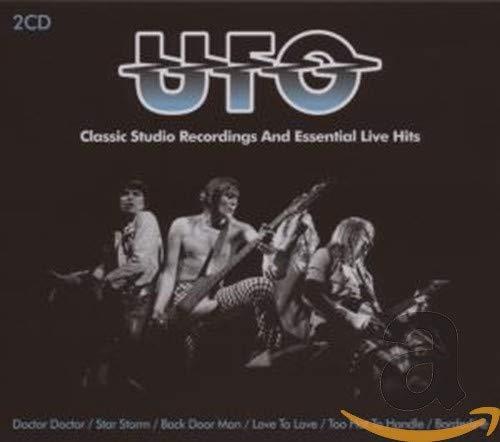 Classic Studio Recordings and Essential Live