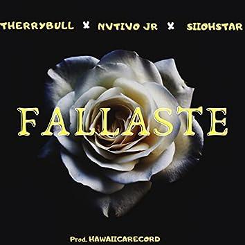 FALLASTE