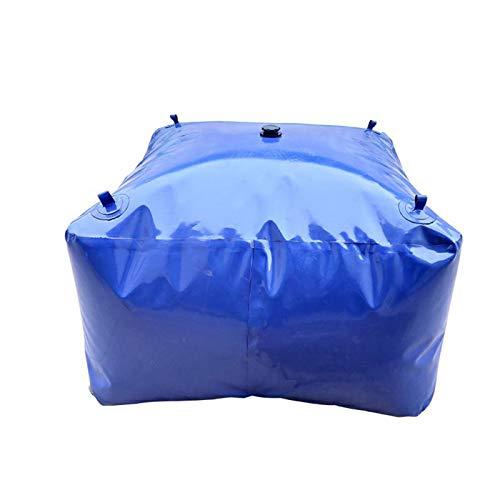Almacenamiento de agua Gran Capacidad depósito de Agua Dolce Gusto,Tanque colapsable de PVC,Inodoro BPA Libre Múltiples tamaños Disponibles ZLINFE (Size : 350L/(1X0.7X0.5M))