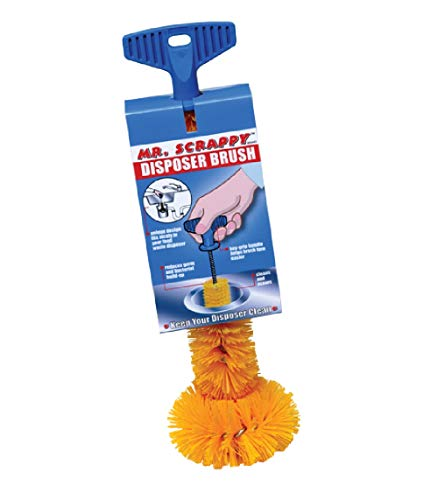 Mr. Scrappy Universal, Garbage Disposal Brush