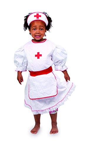 Small Foot Company (smb5v) - 6618 - Déguisement pour Enfant - Infirmière
