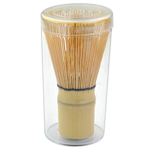 Macabolo Matcha Whisk grüner Tee Stick natürliche Bambus Tee Mixer traditionelle Lange Griff Matcha Pulver Pinsel Werkzeug Tee Scoop für Küche