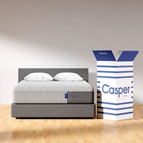 Casper Wave Mattress, Queen (2020 Model)