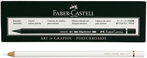 Faber-Castell Blanco Polychromo Pack De 6