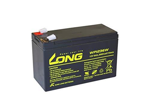 USV Akkusatz kompatibel Masterguard A3000RT schwarz AGM Blei Batterie Notstrom