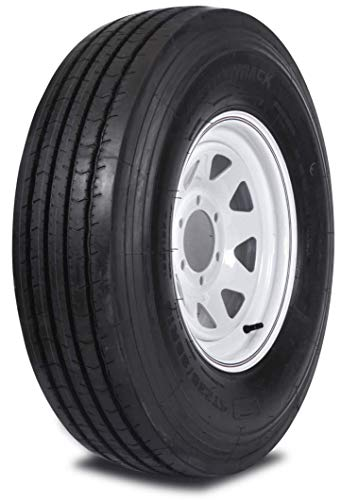 Mastertrack UN-ALL STEEL ST 235/85R16 132/127L 14 PR Heavy Duty Special Trailer Tire (Tire Only)