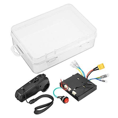 TRF Monopatín eléctrico ESC Kit, Mini Receptor de Mando a Distancia para...