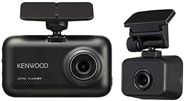 KENWOOD(ケンウッド) 前後撮影対応2カメラドライブレコーダー DRV-MR740フルハイビジョン GPS 駐車監視録画対応 高画質前後200万画素 シガープラグコード(3.5m)付属 microSDHCカード付属(16GB) 2カメ...