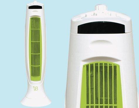 Fraschetti Ventilatore Tower Potenza 45w Timer