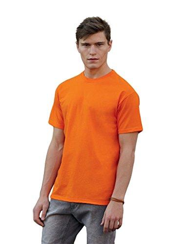 Fruit of the Loom T-Shirt S-XXXL in verschiedenen Farben XXL,poppy orange XXL,Poppy Orange