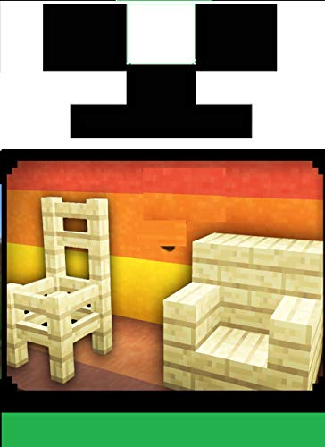 Minecraft- 50 Chair Design Ideas (English Edition)