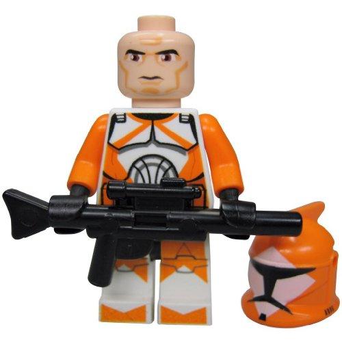 LEGO Star Wars Figur Klonsoldat mit Blaster (aus dem Set 7913)