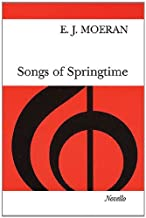 Songs of Springtime