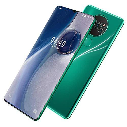 Teléfono móvil Mate36 6.7 Pulgadas HD 1440 * 3040, Red 5G, Memoria 8GB 512GB cámara 13MP 24MP, batería 4800mah, Android 10.0 desbloqueo Facial, Despertador Inteligente