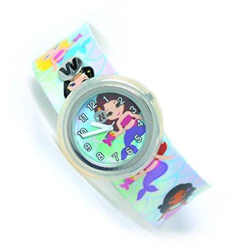Slap-Uhr für Kinder, Design mit