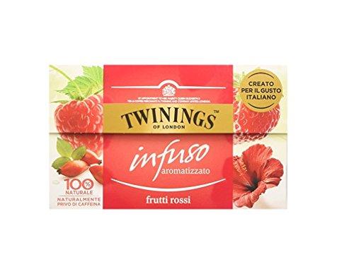 Twinings - Infusi Aromatizzati - Special Edition (Frutti Rossi, 20 Bustine)