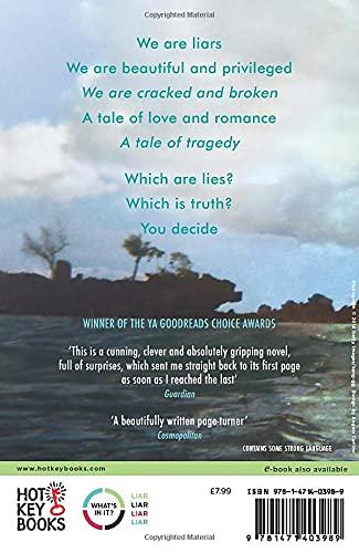 We Were Liars: Winner of the YA Goodreads Choice Award
