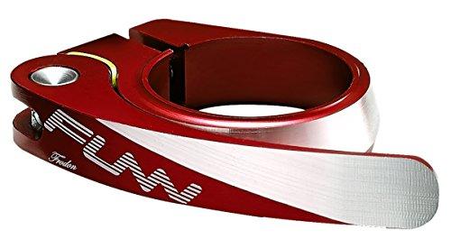 Funn(ファン) フロードン(Frodon)クイックリリースタイプのシートクランプ(レッド, 内径:31.8ミリメートル)