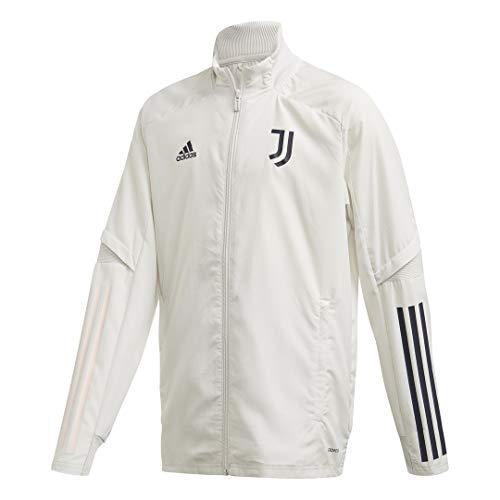 adidas Jungen Juventus FC Temporada 2020/21 JUVE PRE JKT Y Weste, Griorb/Tinley, 140