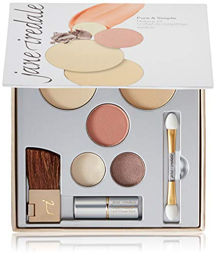 jane iredale Pure & Simple Makeup Kit, Medium