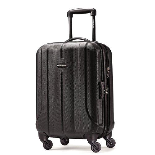 Samsonite Luggage Fiero HS Spinner 20, Black, One Size