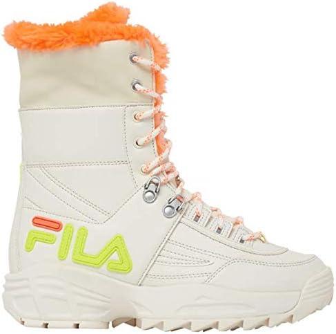 fila boots knit