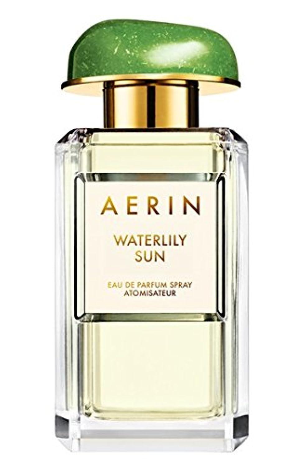 英語の授業があります変わるフローAERIN 'Waterlily Sun' (アエリン ウオーターリリー サン) 1.7 oz (50ml) EDP Spray by Estee Lauder for Women