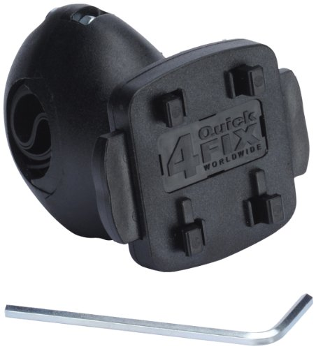 Teasi one Fahrradhalterung 2 3, Teasi Pro und SMAR.T Power mit Click4Fix System, 40-11-6520