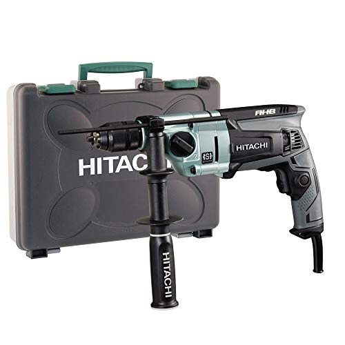 Hitachi (HSC II) D13VL(WD) Elektronik Bohrschrauber, 860 W, 240 V