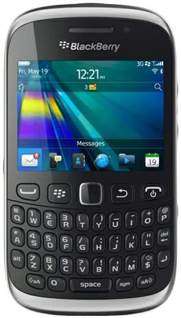 Blackberry Curve 9320 Unlocked GSM OS 7.1 Smartphone - 2g Only, Not Compatible with AT&T/Verizon Black