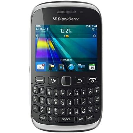 Smartphone BlackBerry 9320 Curve, Black