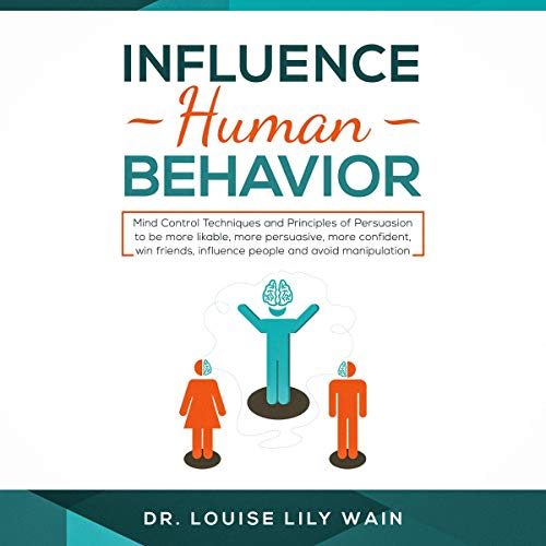Influence Human Behavior  By  cover art