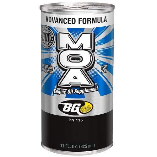 BG Advanced Formula MOA 115