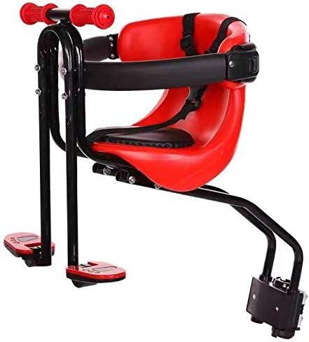 新着 HKPLDE Bike Child Seat Front Bicycle for Seats Mounted 気質アップ Children