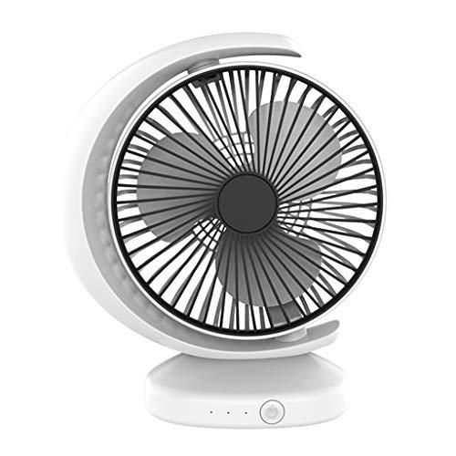 Ninbo Wiederaufladbarer Luftventilator Tragbarer persönlicher Mini-USB-Handventilator mit 18650-Akku USB-Tischventilatoren mit 3 Geschwindigkeiten für das Büro zu Hause