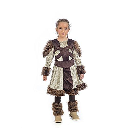 Limit Sport- Nerta La Vikinga, disfraz infantil, 5 (MI059 5 ...