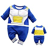 YFYBaby Newborn Baby Boys Clothes Infant  Romper Cosplay Cartoon Onesies Jumpsuit Outfit