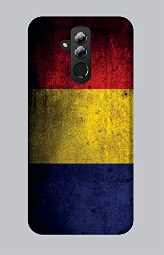 Funda blanda de TPU Huawei Mate 20 Lite 044 Romanía