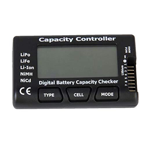 OMMO LEBEINDR Digital-Batterie-kapazität Tester Indikator Checker Für Lipo Life Li-ion Nicd Nimh Nützliches