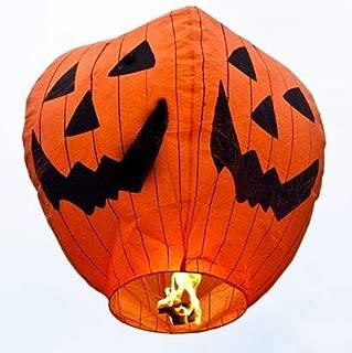 Wishlantern® Halloween Eco (Pack of 5 Sky Lanterns)