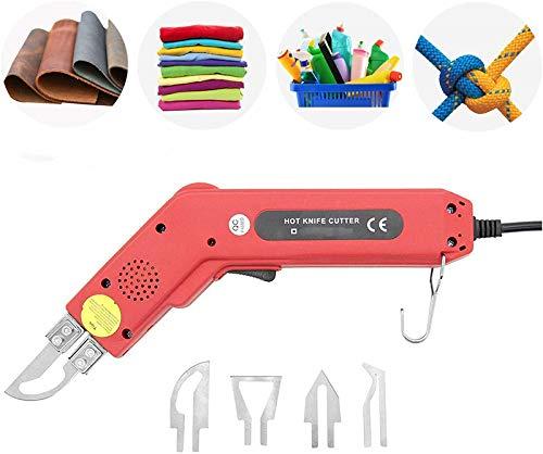 S SMAUTOP Cuchillo eléctrico caliente, 220V / 100W Kit de h