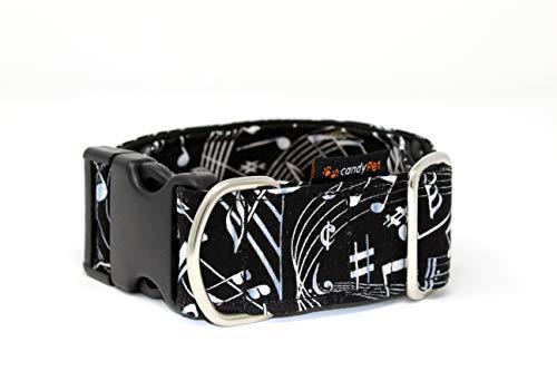 candyPet® Collar Click para Perros - Modelo Music