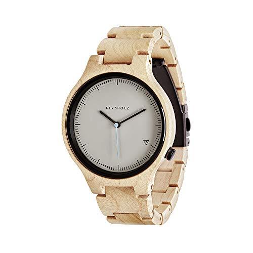 Kerbholz Armbanduhr Lamprecht Maple