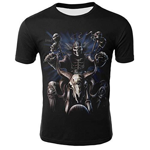Yidajiu Korte mouw Zomer 3D Print Mannen T Shirt Tshirt Kostuum Mannen S T-Shirt 3D Tshirts