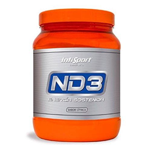 Infisport - ND3, Nutrición deportiva, 800 gr citrico