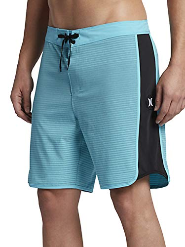 Hurley Hyperweave Motion Stripe Boardshorts - Mint Foam