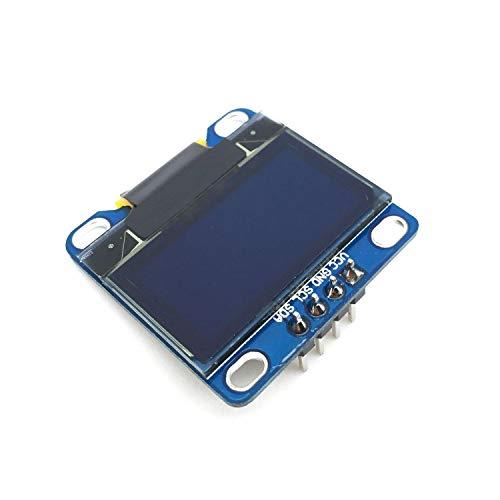 AptoFun - Modulo OLED LCD I2c IIC seriale 128x64 per Display Arduino 51 Msp420 Stim32 SCR