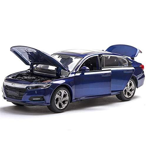 Toyler Control Remote Control Modelo de automóvil Modelo de automóvil 1:32 para Accord Niños a distancia Control Remoto Aleación Diecast Metal Coche Metal Metal Control Remoto Modelo Modelo Miniatura