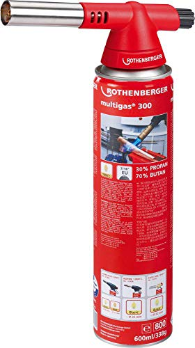 ROTHENBERGER Lötlampe ROFIRE 4 Multigas 300