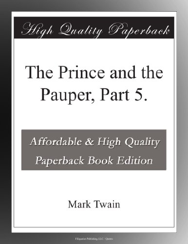 Download The Prince and the Pauper, Part 5. B003VQR0SU